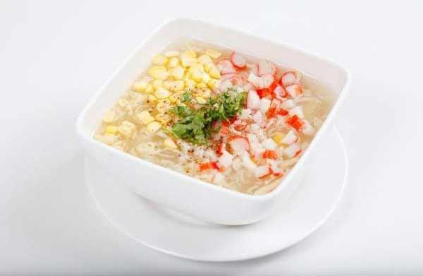 Soup là một món ăn bổ dưỡng nhưng không chứa nhiều calo