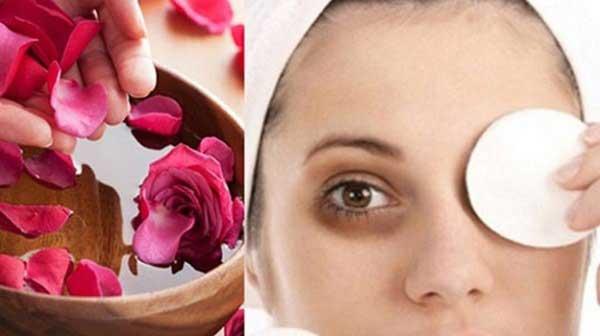 Nước hoa hồng giúp làm sạch da